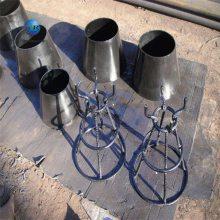 市政喇叭口安装,排气喇叭管,什么是喇叭管价格
