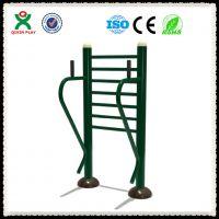 供应公园健身锻炼设备 小区体育运动器械 腹肌架 广州奇欣QX090G