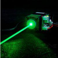 供应纤绿草绿色激光器/舞台激光灯/100 150mW 1W 520nm