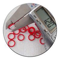 硅胶O型圈线径2mm橡胶O型圈线径1.5mm氟胶O型圈线径1mm