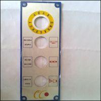 供应【精品推荐】专业生产PVC电饭煲面贴标牌薄膜开关控制