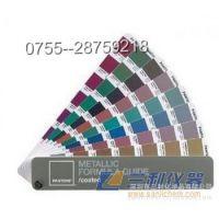PANTONE潘东色卡GP-1301C、GG-1305 彩通金属色彩配方指南