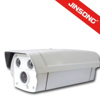 百万高清1100线 红外枪式摄像头 监控摄像机批发 方型道路监控摄像机