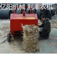 新型麦草打捆机厂家 大型打捆机行情
