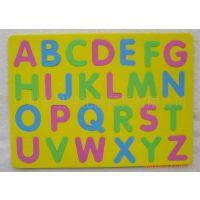 磁性EVA拼图磁性拼图益智力拼图识字拼图EVA字母拼图数字拼图