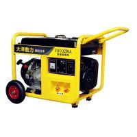 便携式230A汽油发电电焊机