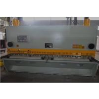 供应【黄钻品质】浙江杭州剪板机,4米液压闸式剪板机不锈钢加工专用