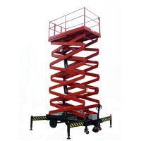 供应贵阳柴油发电机出租移动式12米高空作业车出租