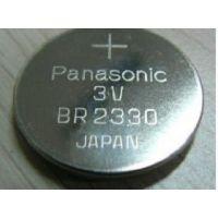 供应供应松下/Panasonic BR-2330A/GAN焊脚电池