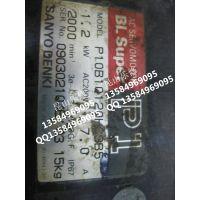 启东三洋伺服电机维修P10B10120HCSB5 更换编码器调试原点议价