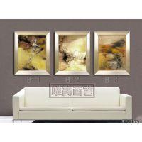 特价 ***客厅装饰画有框画 挂画墙壁画欧式现代抽象油画