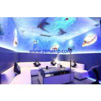 高档大厅玻璃钢半圆雕装饰挂件海螺