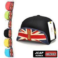 2015春季韩国时尚糖果色个性英国国旗JOZOOZ刺绣字母翻檐帽嘻哈帽