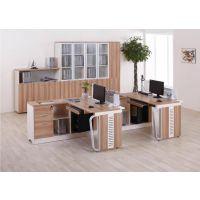 供应厂家批发简约现代板式组合办公桌办公家具员工桌屏风工作位电脑桌