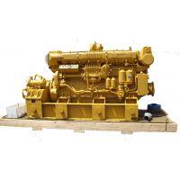 潍坊翻新8170系列挖沙船吸沙船吸砂泵用720马力柴油发动机