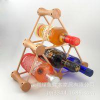 阿里***多用置物架 优质榉木红酒架 可DIY自由组合 百变酒架
