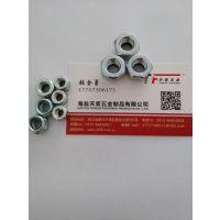 供应高品质尼龙螺母 锁紧螺母 DIN985 DIN982 GB889 海盐螺母