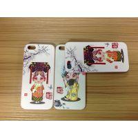 华为手机保护壳图案彩绘机, 苹果手机保护壳图案UV印刷机