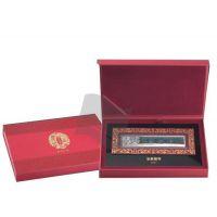 东莞中国银行金银币包装盒 北京公司开业纪念币包装盒