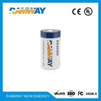 厂家直销 睿奕RAMWAY容量型ER26500 3.6V锂亚电池A型仪器仪表气表水表电表电池