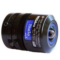 美国Theia SL183A五百万像素广角无畸变不变形工业级变焦镜头
