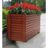 供应供应木制花箱
