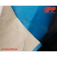 江苏杰优专业生产销售牛皮纸复编织布、平纹编织布复合纸、平纹编织布、皱纹编织布复合纸