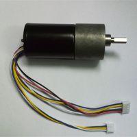 供应智能家电霍尔感应直流三相无刷电机 微型马达 直流电机
