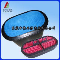 蓝式空气滤芯 唐纳森蜂窝滤芯P608533 东莞卷纸滤芯