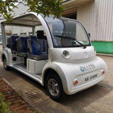 好力厂家直销5座电动巡逻车,城市管理城管巡逻车