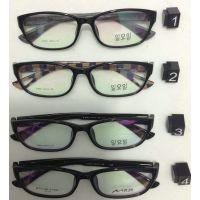 韩国TR100近视眼镜框架镜架 新款时尚男女眼镜控2014款6691