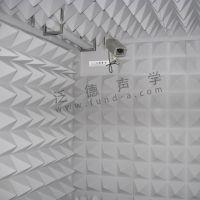 消声室设计建造 为上海联合汽车电子公司提供消声室工程 消音室 声学专家 声学实验室