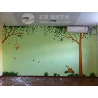 怀柔幼儿园文化墙,学校文化墙设计