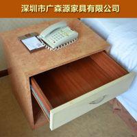 欧式床头柜 实木白色烤漆床头柜特价 床头柜居家法式
