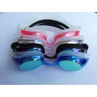 G6900M 拓健 镀幻彩防雾抗紫外线游泳镜 游泳眼镜 泳镜生产厂家