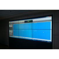 49寸液晶拼接墙 超窄边3.5mm拼缝 监控室酒吧大厅大屏幕电视墙