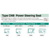 台湾NAK品牌CNB型转向器油封,TC4R型转向器用骨架油封