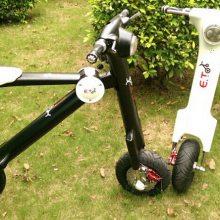 新款的电动摩托车 锂电池折叠车 金恒隆智能ET电动车