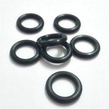 YF黑色橡膠圈內4*1mm環保橡膠圈外6*1mm耐磨損O令