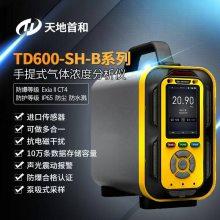 TD600-SH-B-C2H3CL手提式氯乙烯分析仪_六合一气体探测仪
