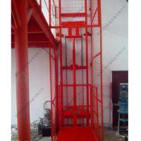 供应导轨式升降货梯—液压升降机—郑州水生机械