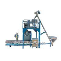 云南有机肥包装机、40kg粉末肥料定量包装设备