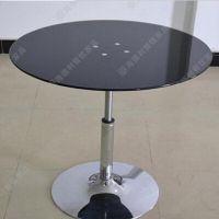 现代咖啡桌 中高档咖啡厅不锈钢餐桌 多功能咖啡桌直销