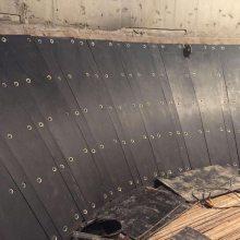 煤斗滑板 溜煤槽耐磨衬板 料仓滑板 高分子滑板 聚乙烯滑板 安装耐磨滑板价格