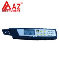 AZ8750衡欣温度湿度热度露点大气压力