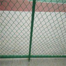 镀锌包塑勾花网 勾花网标准 绿色铁丝网围栏定做