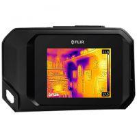 FLIR C2卡片式红外热像仪红外热像仪 工业测温热像仪飞普乐仪器总代理直销