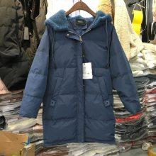 厂家清仓15元全清冬季棉衣处理新款韩版长款毛衣棉服羽绒服便宜批发