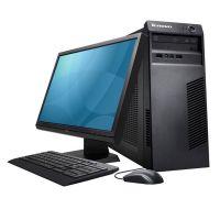 批发 联想 商用 台式机电脑 启天B4550 四代酷睿I3-4160 4G处理器