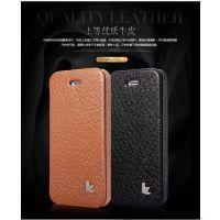 杰森克斯iphone5S手机壳苹果5S手机保护套iPhone5头层牛皮